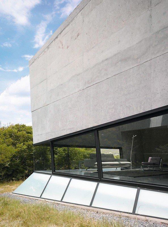 architekt manolo f ufer inhaber des architekturb ros archipelagos baut sich ein haus. Black Bedroom Furniture Sets. Home Design Ideas
