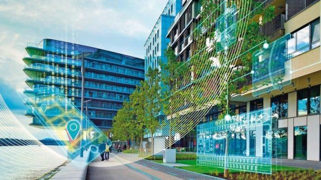 vernetzte Gebäudetechnik