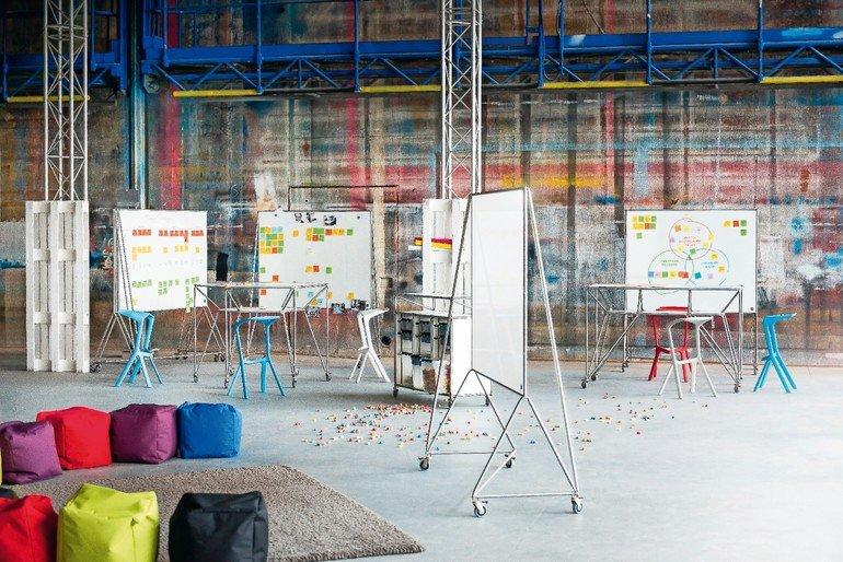 Design thinking in der m belindustrie innovationstool for Raumgestaltung zimmermann ulmet