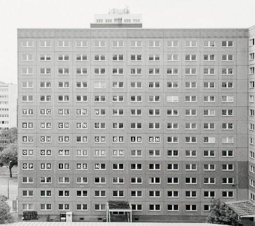 Architekturbild Die Grenzen Mitten Unter Uns Md Mag