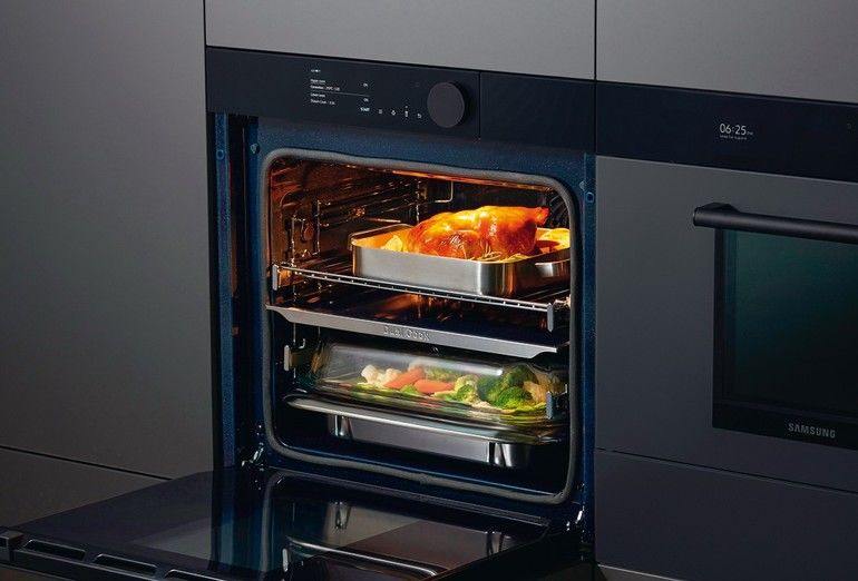 Dual Cook, Samsung