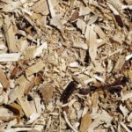 Der Holzmix bei Pfleiderer besteht zu 30 bis 40 % aus Post-Consumer-Material, will heißen Hackschnitzel aus aufbereitetem Altholz der Güteklassen A1 und A2. Foto: Pfleiderer