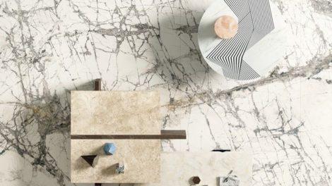 Oberflächen, Werkstoffe, Feinsteinzeug von Graniti Fiandre spa