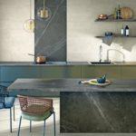 Feinsteinzeug-Arbeitsplatte von Sapien Stone, Oberflächen, Werkstoffe,