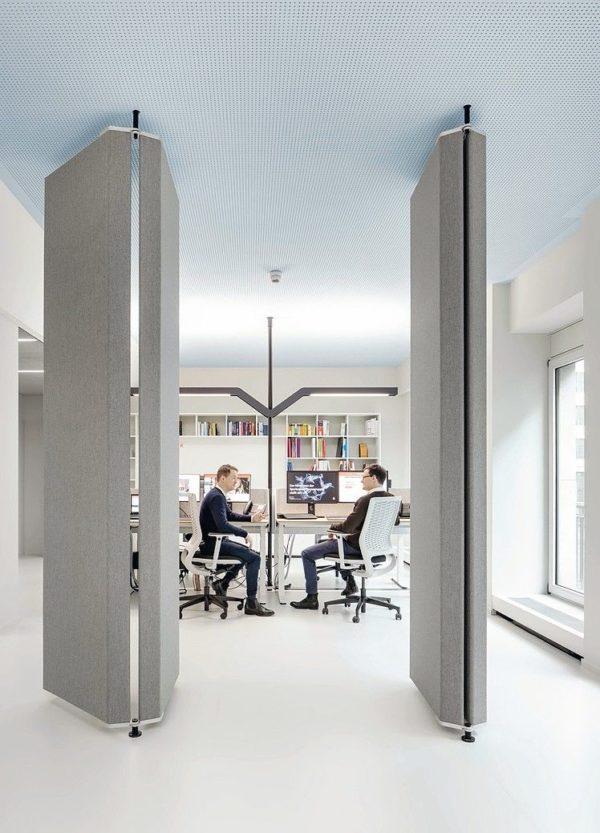 Newsroom, Kinzo, Innenarchitektur
