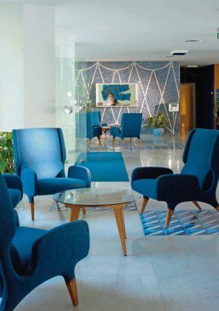 Hotel Parco dei Principi in Sorrent/Italien. Ponti am Mittelmeer ...