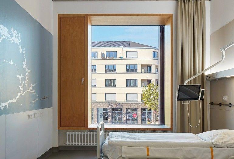 Krankenhausbau
