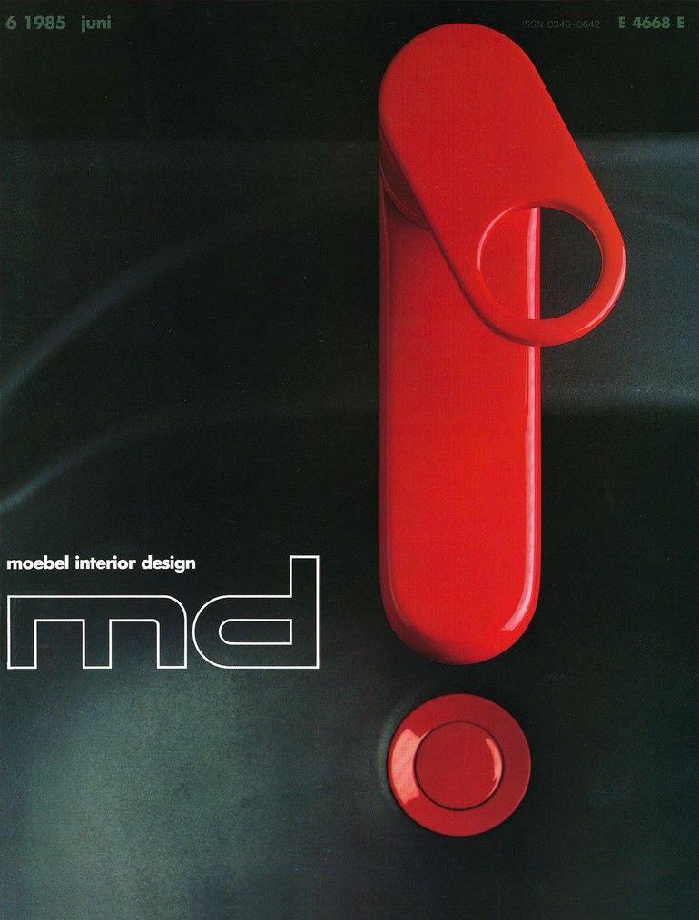 Domani, Sieger, Dornbracht, Thomas Wagner, md-Cult-Serie, md-Cover, Designklassiker