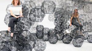 Basaltfaser, Stone web, Leichtbaukonstruktion