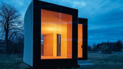 Mikrohaus, Timber Prototype House