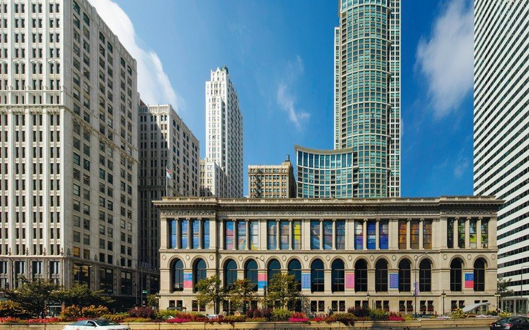 Chicago Architecture Biennial zum Thema \