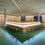 Bibliothek und Bildungslandschaft Selbstlernzentrum des Studienhauses