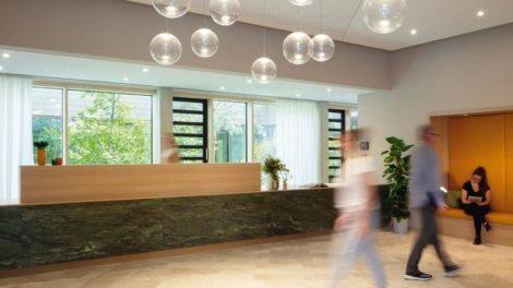 Krankenhaus Eisenberg, Patientenhotel