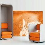 Akustisch wirksame Möbel von Vank SP. Z O.O.s