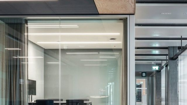 Raum-in-Raum-Systeme, Moka Architekten