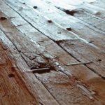 Holzfußboden, Holzdielen,