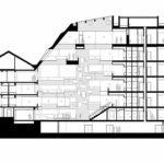 Lichtkonzept, ALL Atelier, Norwegen, Rathaus, Atrium