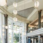 Licht im Hotel
