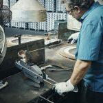 Aluminiumgiesserei, Manufakturen