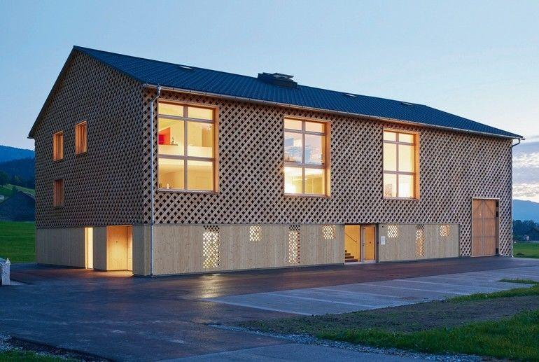 Firmengebäude Georg Bechter Licht