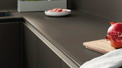 Küchenarbeitsplatte aus Glas von Lechner, Küchengestaltung