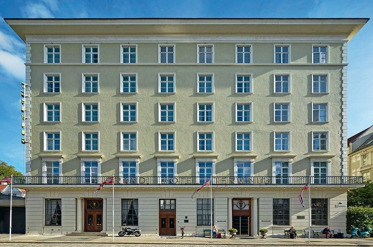 Villa Terminus Bergen, Claesson Koivisto Rune