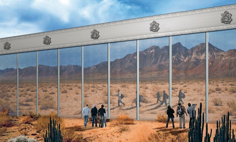 Trump Mauer