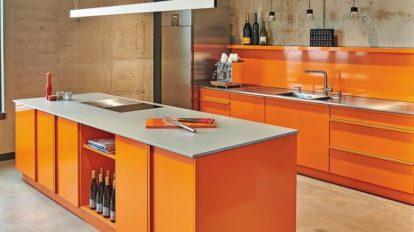 Farbgestaltung in der Küche, Farbe