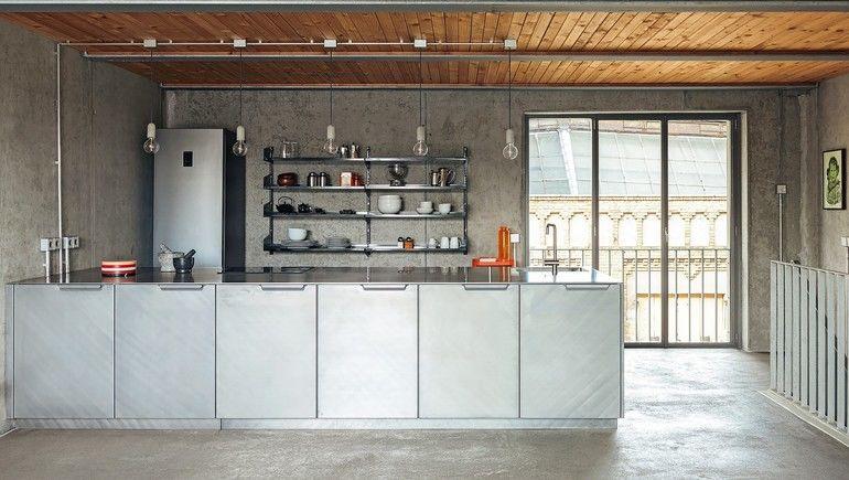 Re:future Lab, Küche, Reform, Sigurd Larsen