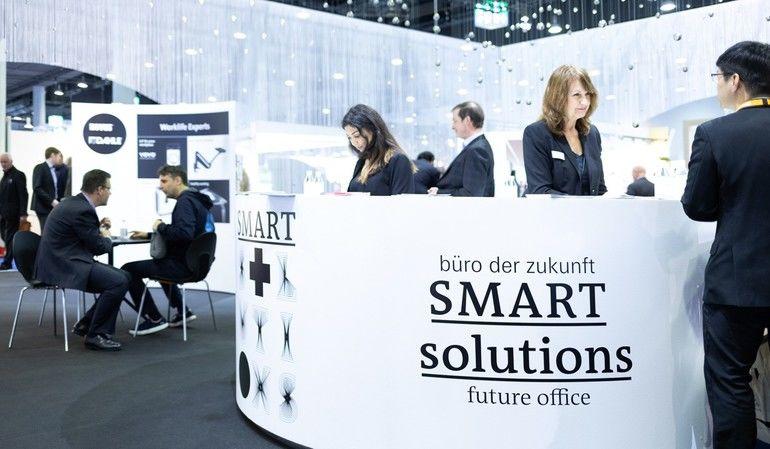 Paperworld, Büro der Zukunft