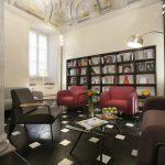 Der Empfangsbereich des Palazzo Grillo. Foto: Marcello Moscara