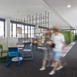 Multi-Space, Bürokonzept, Arbeitsumgebung
