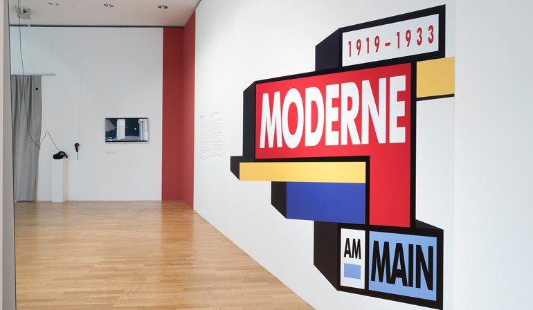 Moderne am Main